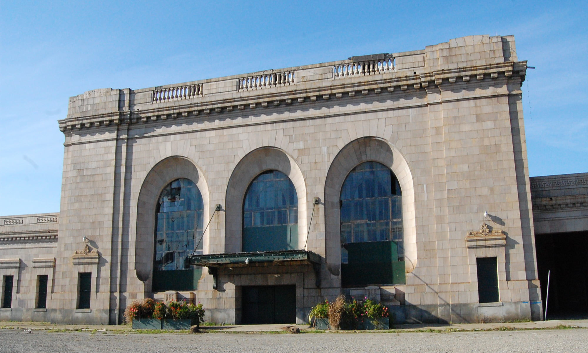 16th Street Train Station