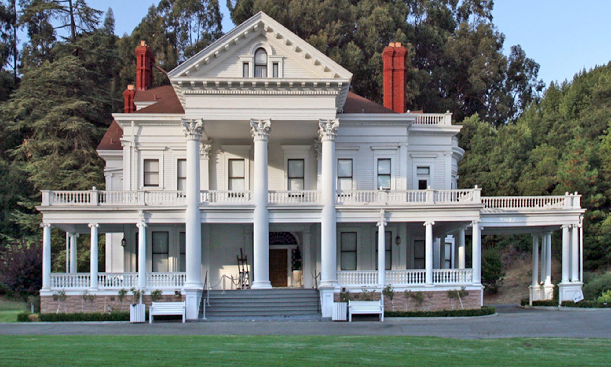 Dunmuir Hellman Historic Estate - Red Door Catering