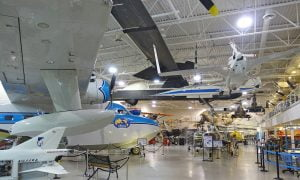 Hiller Aviation Museum - Red Door Catering