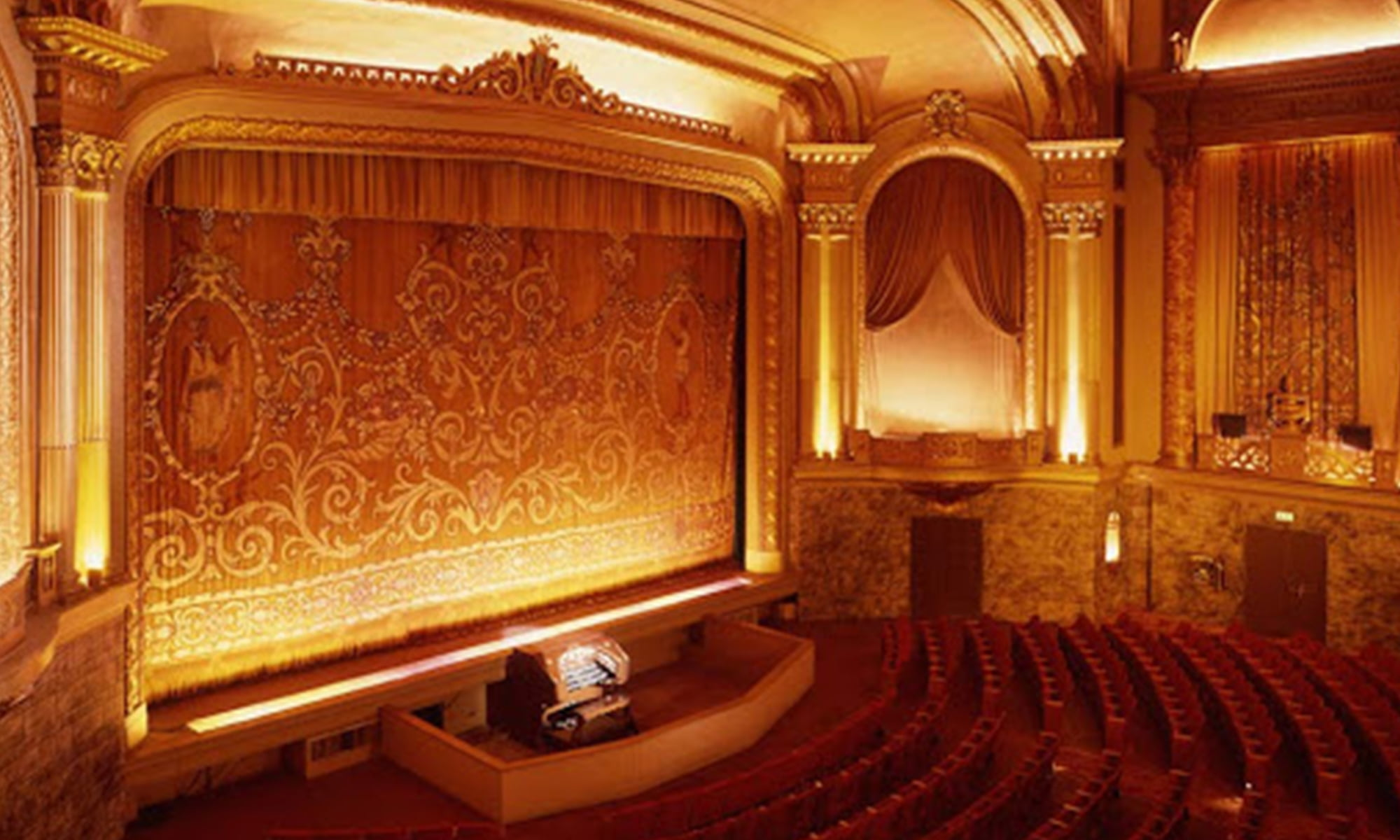 Grand Lake Theater - Red Door Catering